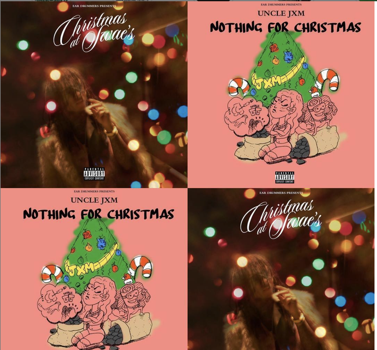Stream Christmas Music.Rae Sremmurd Release Holiday Themed Music Nothing For