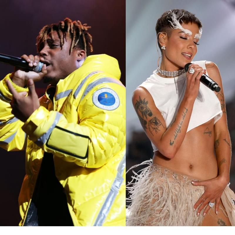 "Halsey Remixes Hit Track ""Without Me"" with Juice WRLD [LISTEN]"