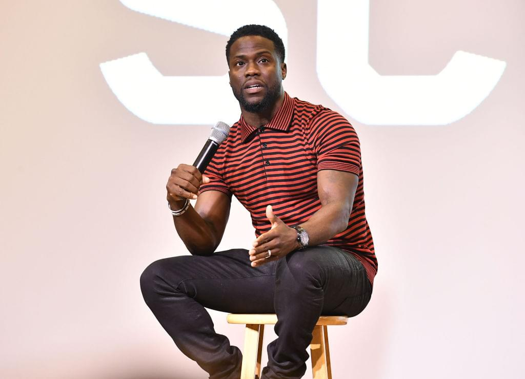 Kevin Hart On GMA—He Will NOT Host Oscars After All