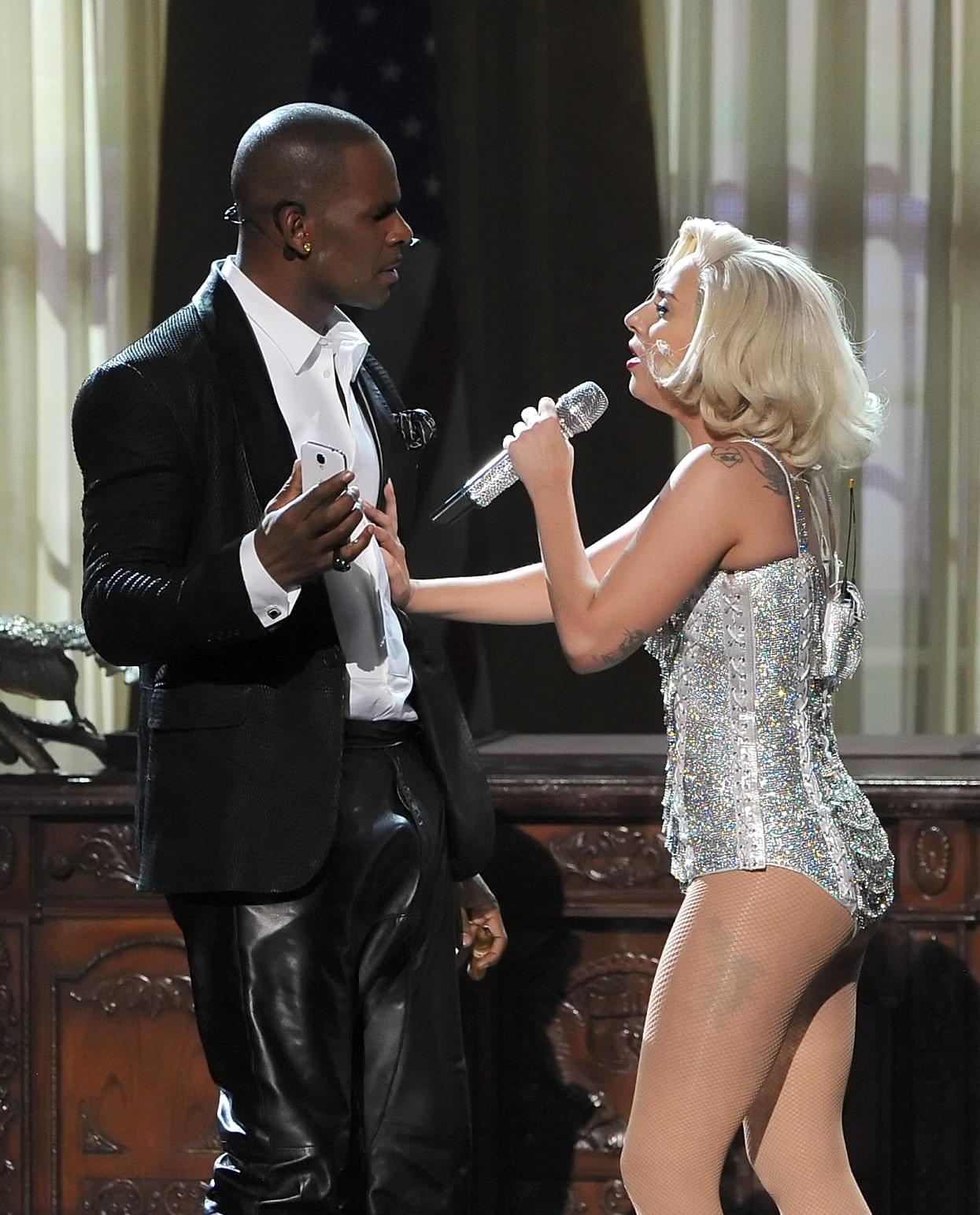 Lady Gaga Wants Track with R. Kelly Removed from Streaming Platforms
