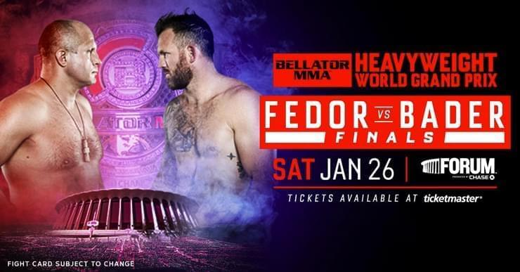 Win Tickets to See Bellator MMA