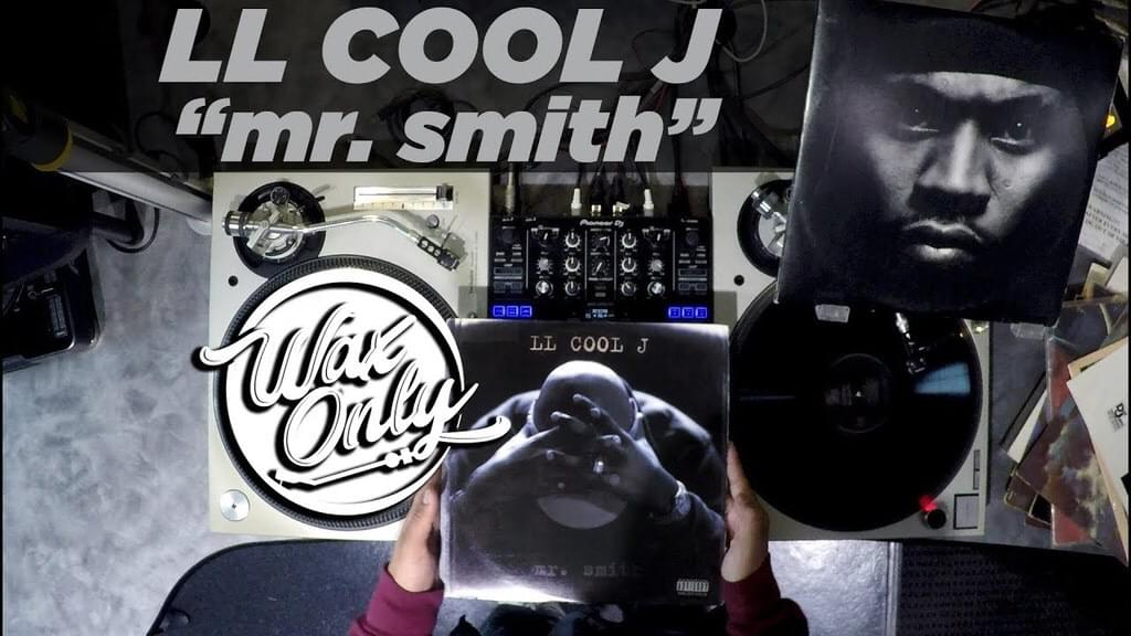 "Wax Only: Discover Samples Used On LL Cool J's ""Mr Smith"""