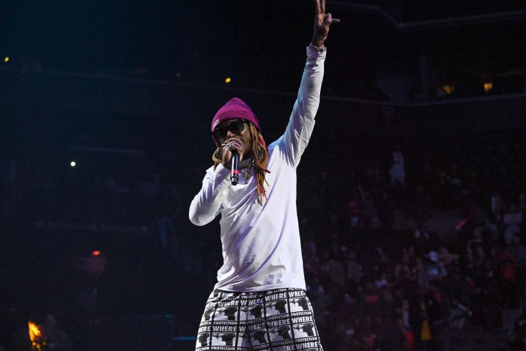 "Lil Wayne ""I Ain't Sh*t Without You"" Tour Documentary On Tidal"