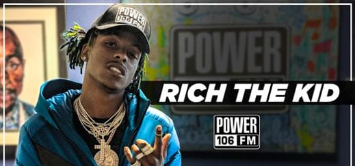RICH THE KID @ OHM Nightclub 18+ Album Release Party w/ Special Guests