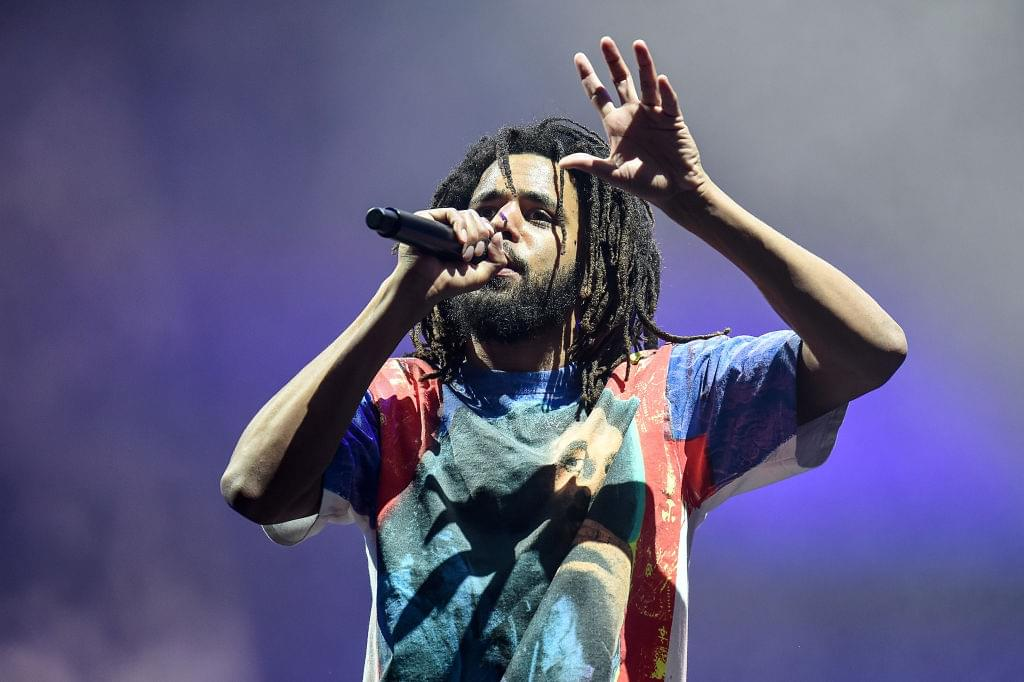 "J. Cole's New Single ""Middle Child"" Drops Wednesday"