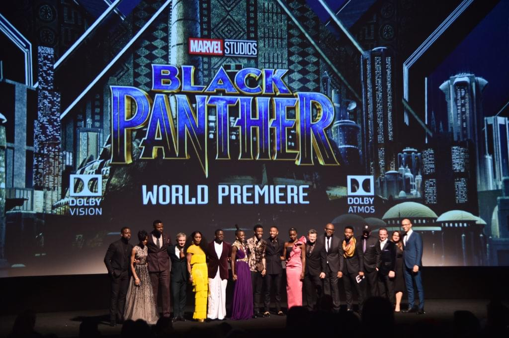 Black Panther Nominated For 7 Oscars + FULL List Of Noms