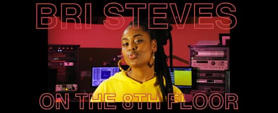 "Bri Steves Performs ""Jealousy"" LIVE #OnThe8thFloor"