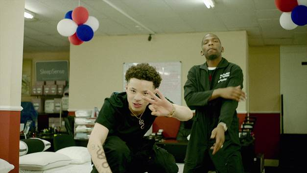 "Lil Mosey & BlocBoy JB Link In ""Yoppa"" Video [WATCH]"