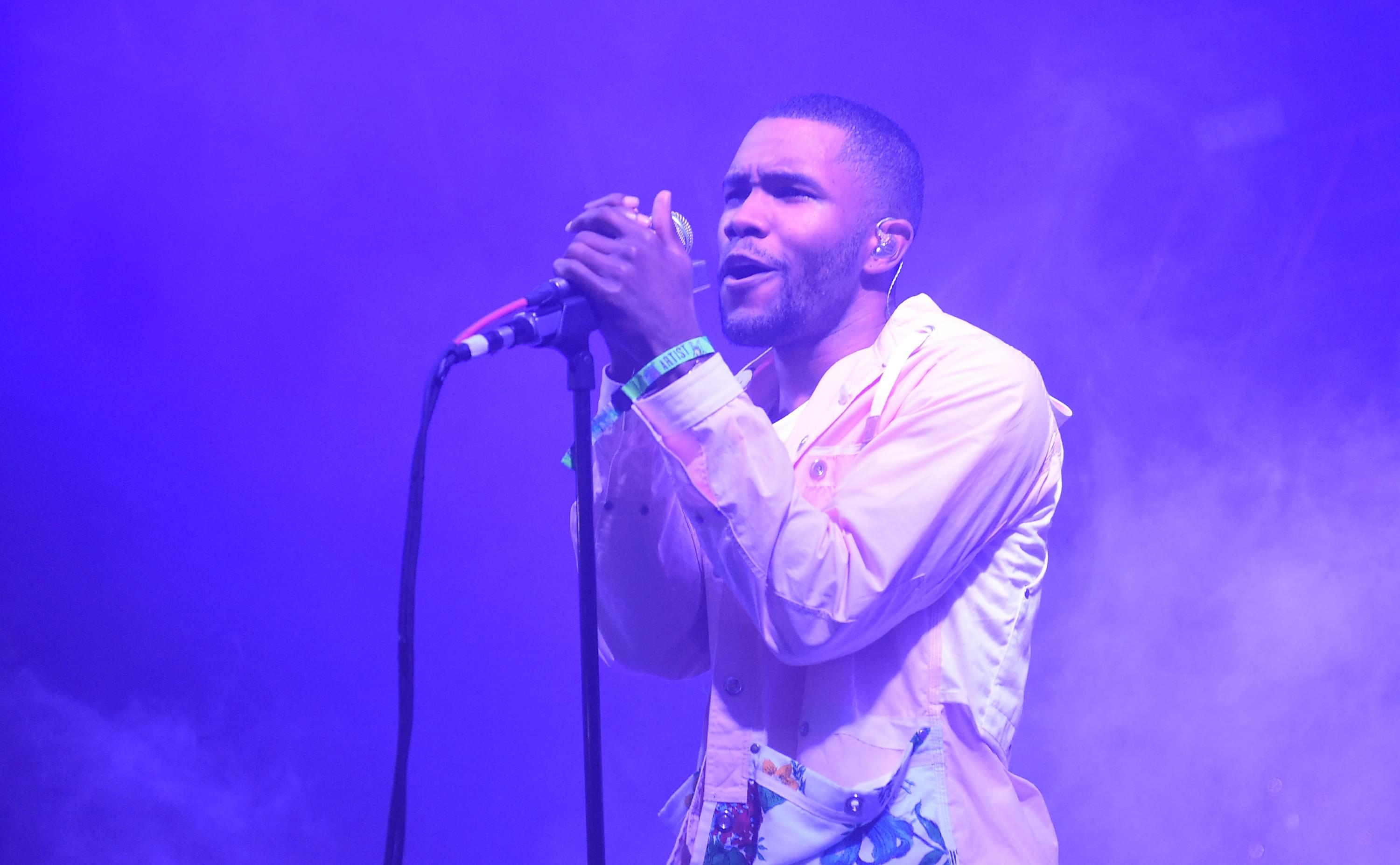 Frank Ocean Hints At New Music With SZA, Kendrick, and Andre 3000