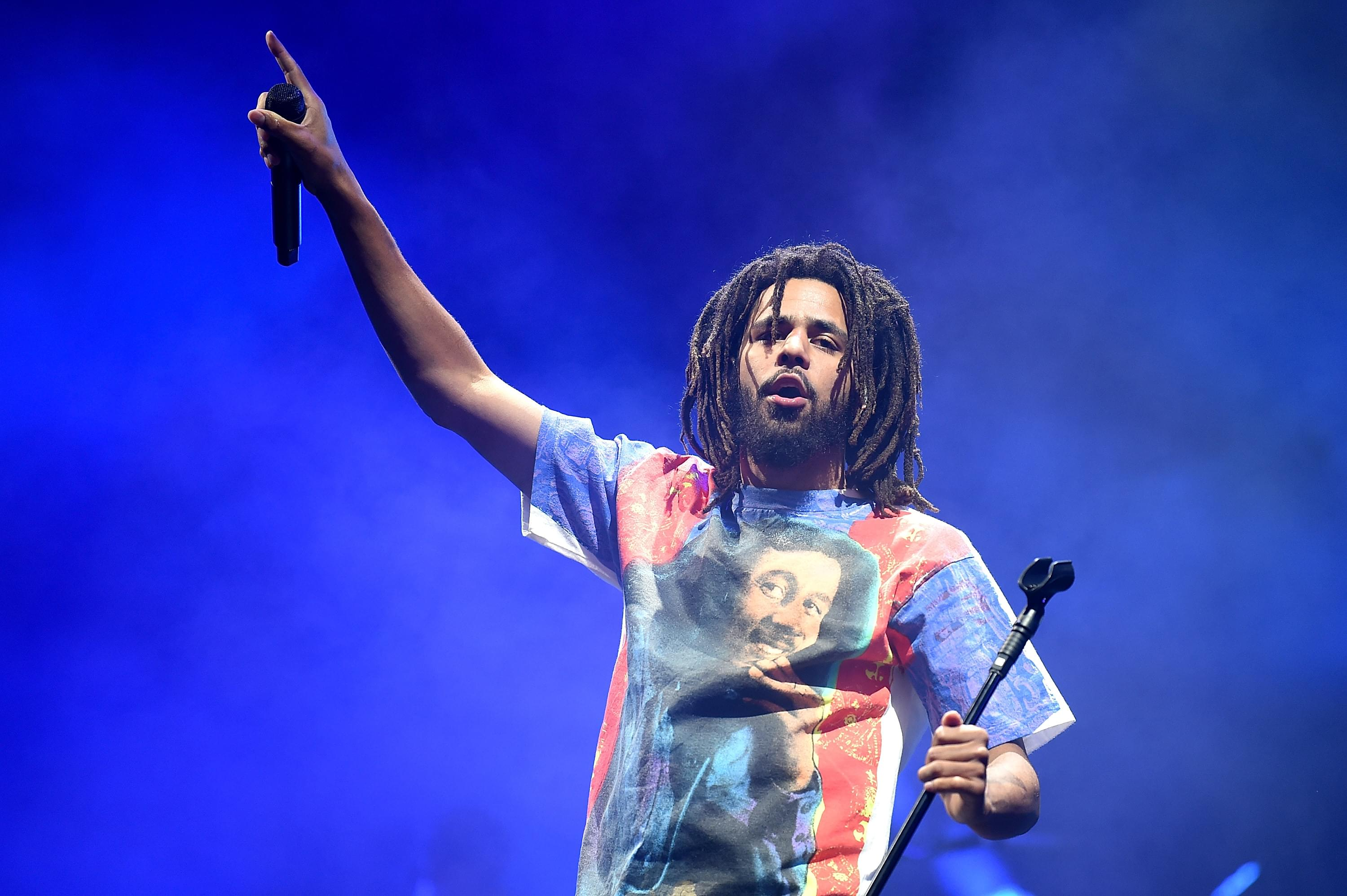 """J.Cole's """"Middle Child"""" Is Now the Highest-Charting Song of His Career"""