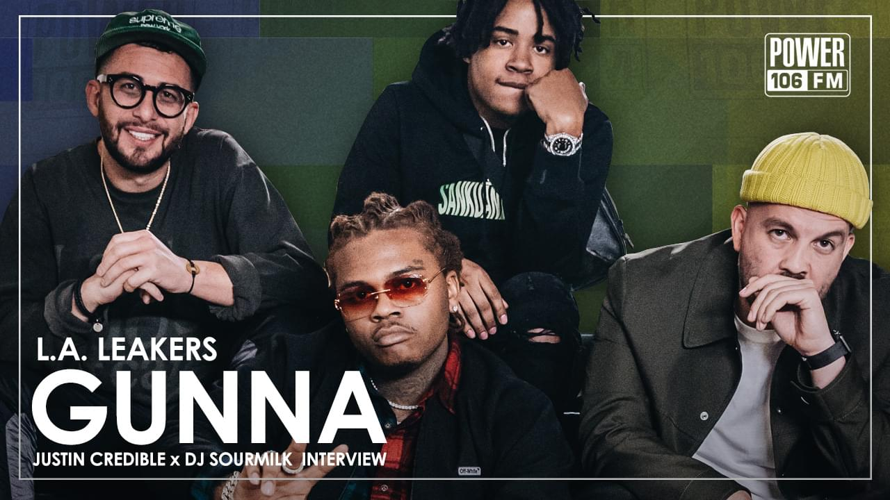 Gunna talks 'Drip or Drown 2' & Says He Would've Performed At The Super Bowl [WATCH]