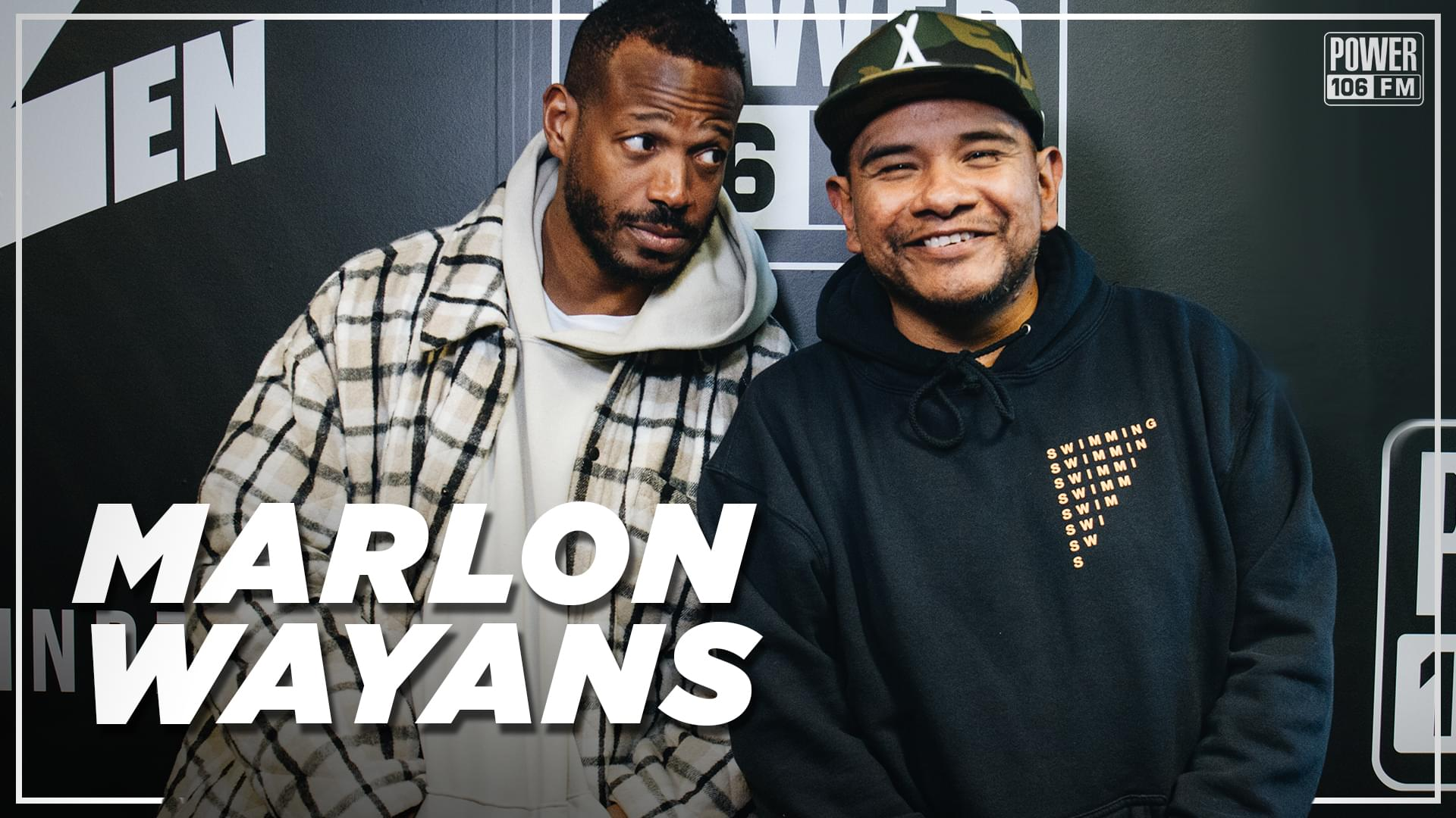 Marlon Wayans Says Kevin Hart Should Have Hosted The Oscars + Calls Out Online Trolls