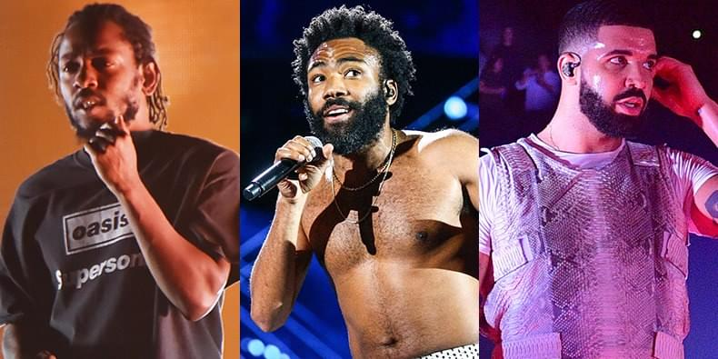 Kenny, Drizzy, and Childish Turn Down The Grammys – What You Need To Know About The Show