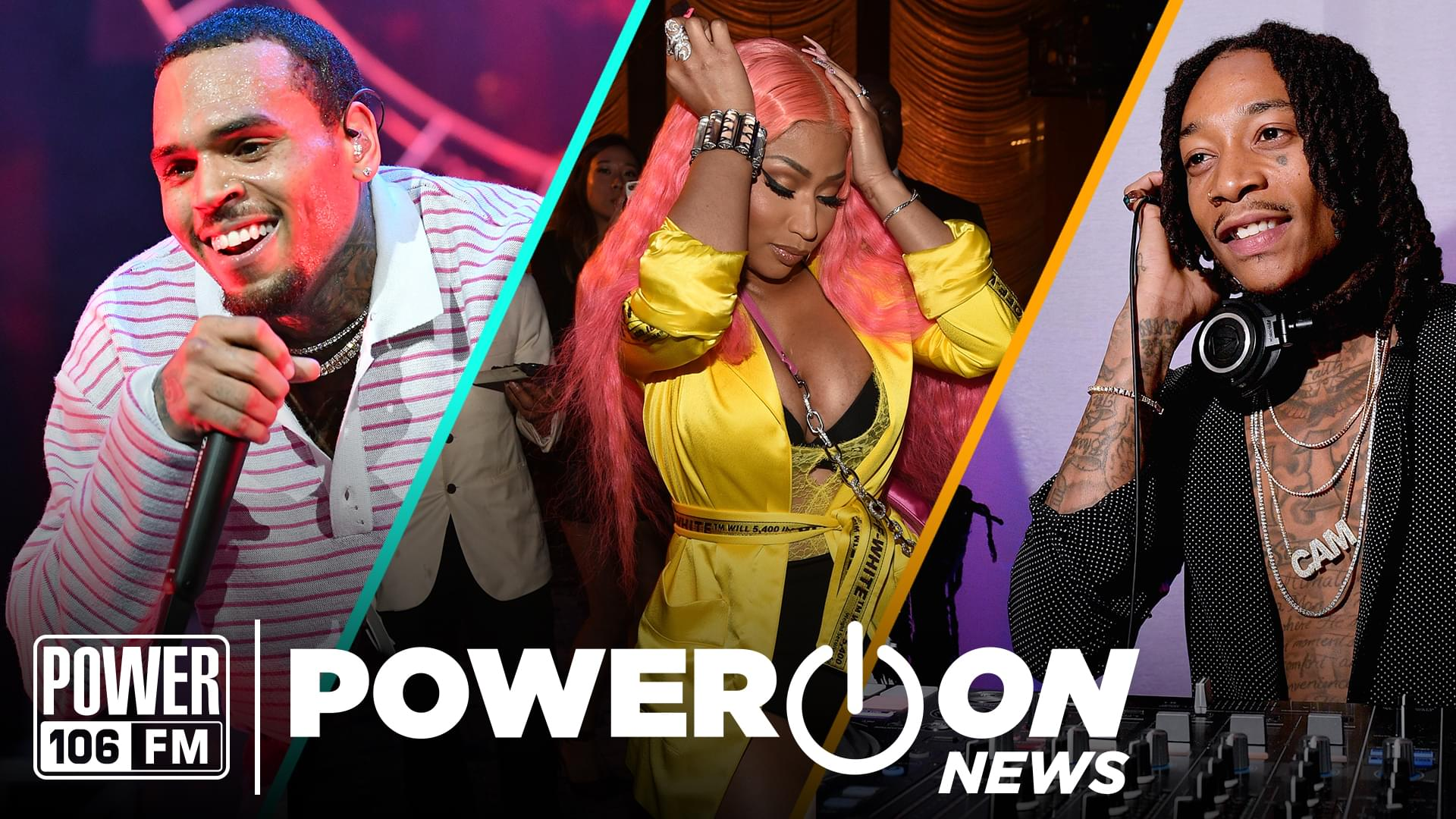 "#PowerOn: Chris Brown & Offset Beef On Instagram + Nicki Minaj Drops Problematic ""Thotiana"" Remix"