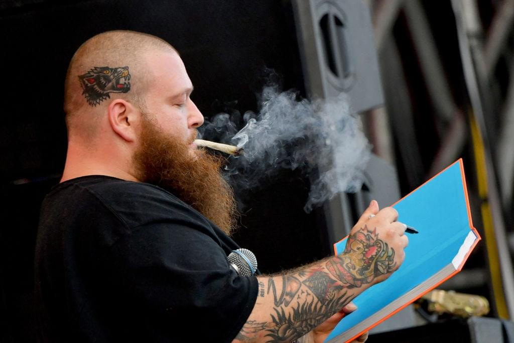 If You Love Weed, Here's 10 Reasons To Read Action Bronson's 'Stoned Beyond Belief'