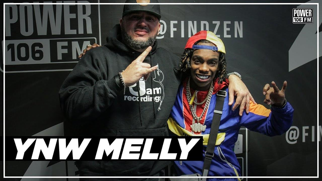 YNW Melly On Kanye West Flying Him To LA & Naming New Yeezys