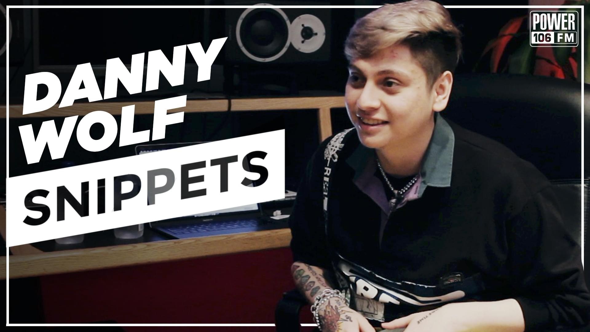 Danny Wolf: From Making Beats In A Closet To Platinum Plaques w/ Ugly God & Lil Pump [WATCH]