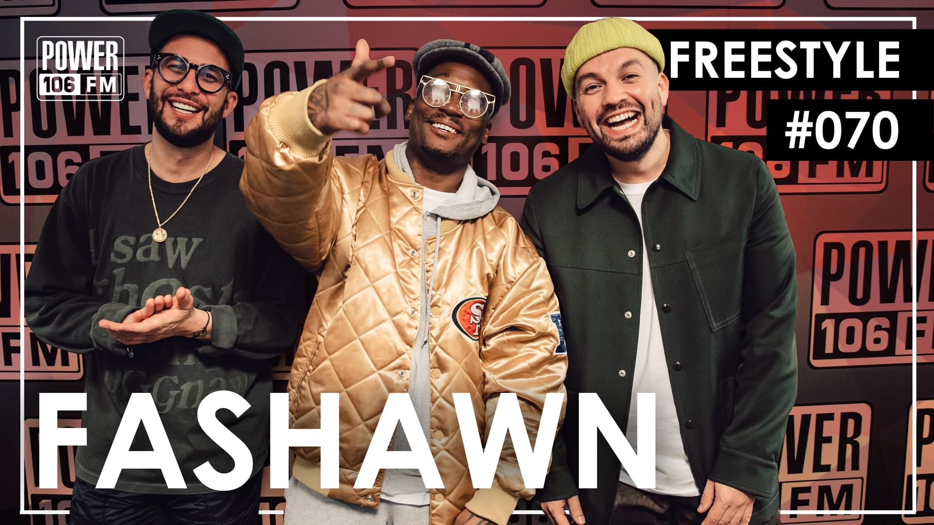 Fashawn Freestyle w/ The L.A. Leakers – Freestyle #070 [WATCH]