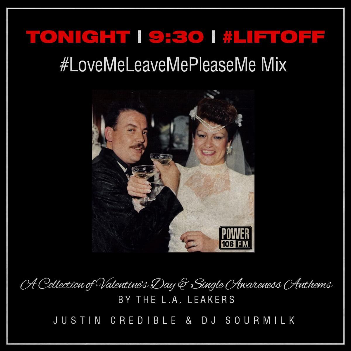 Love Me, Leave Me, Please Me Valentine's Mix [LISTEN]