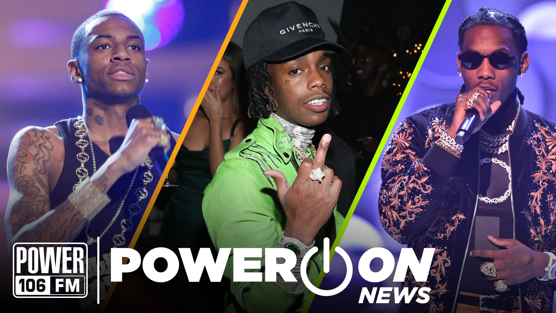 "#PowerOn: Offset Drops Solo ""Red Room"" Single + YNW Melly Arrested in Florida"