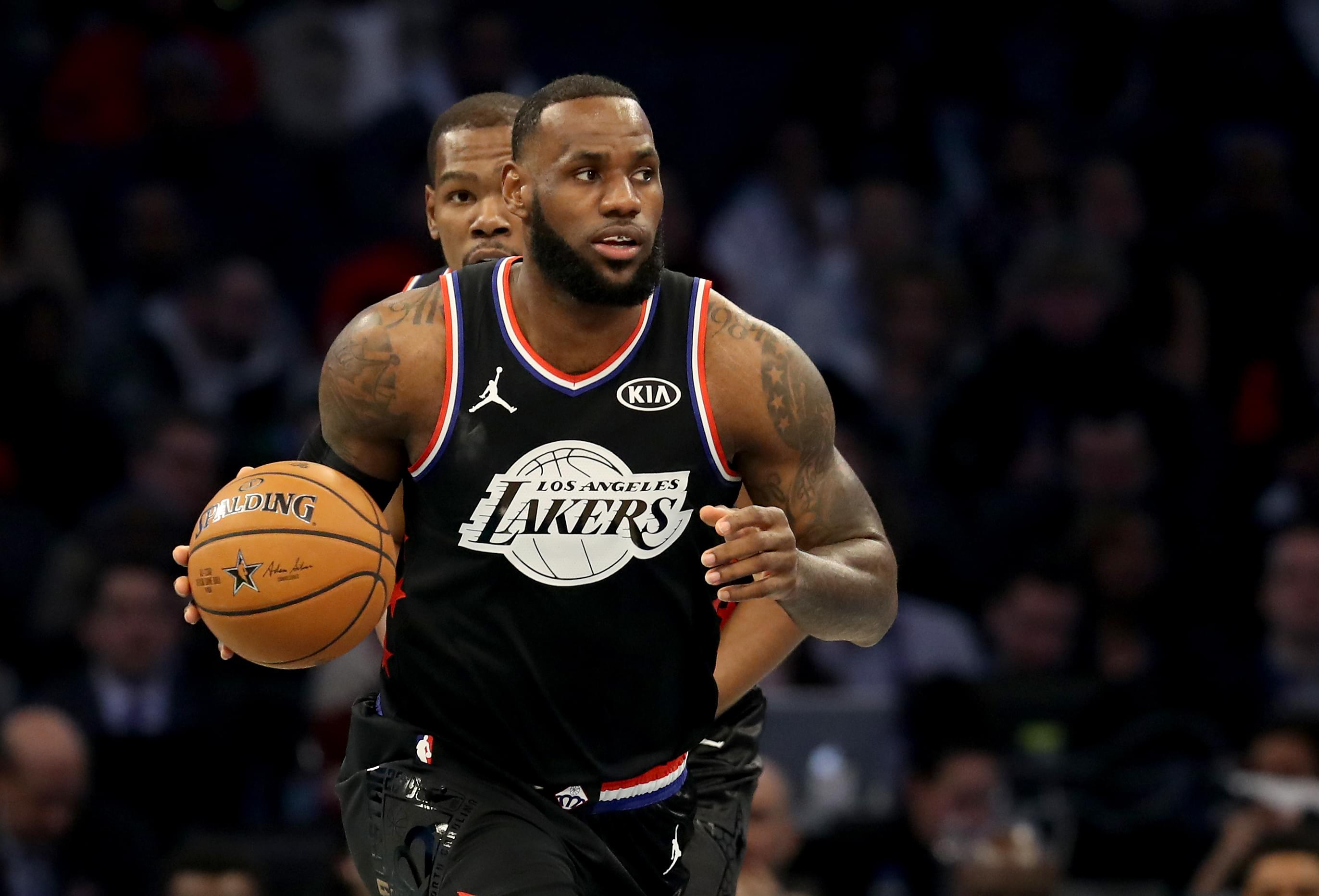 Lebron James Looking To Own An NBA Team
