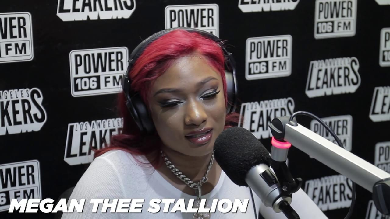 Megan Thee Stallion Freestyle w/ The L.A. Leakers – Freestyle #071 [WATCH]