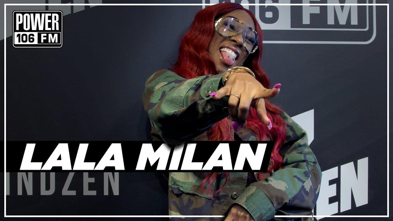 Lala Milan On BET 'Boomerang' Series, Working w/ Lena Waithe + Transitioning From Instagram to Acting