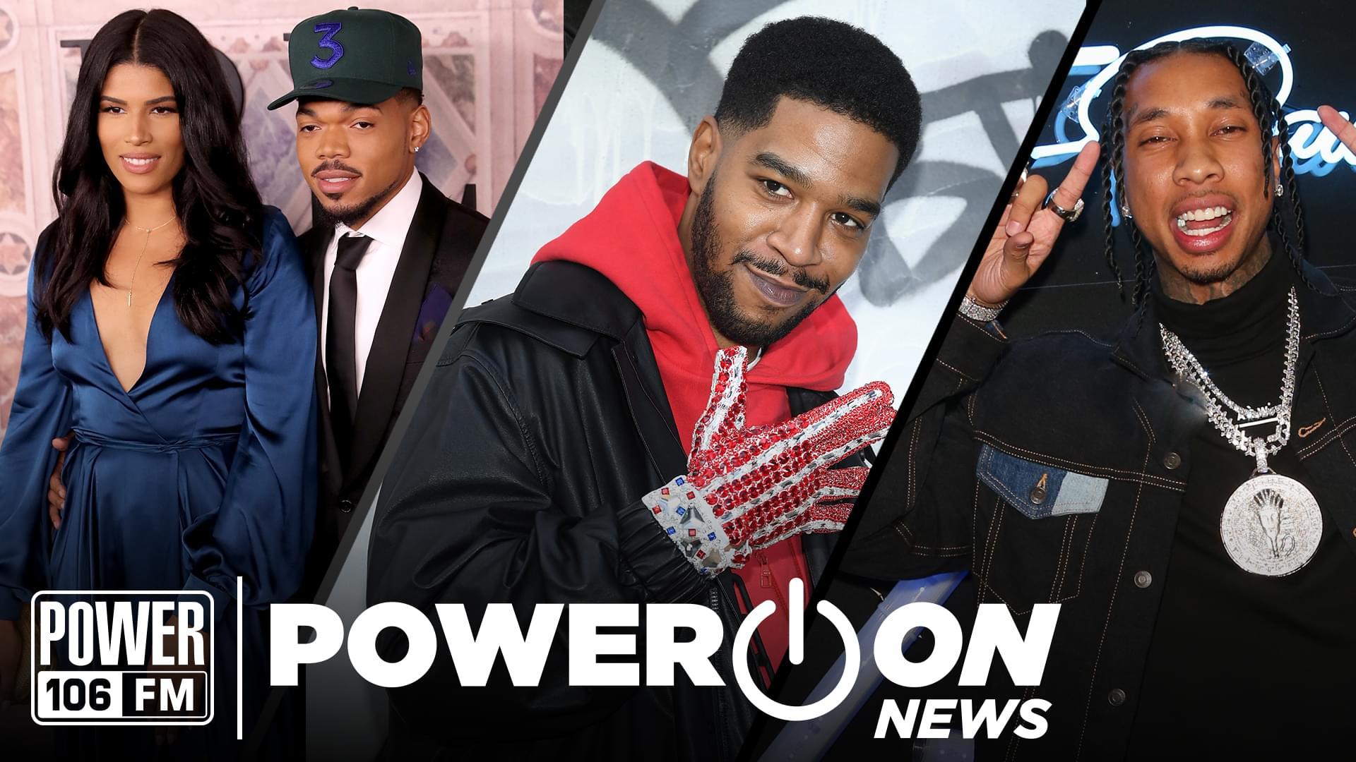 #PowerOn: Kid Cudi & Kanye Sued Over 'Kids See Ghosts' Track + Kehlani Drops New Visual W/ Baby Bump