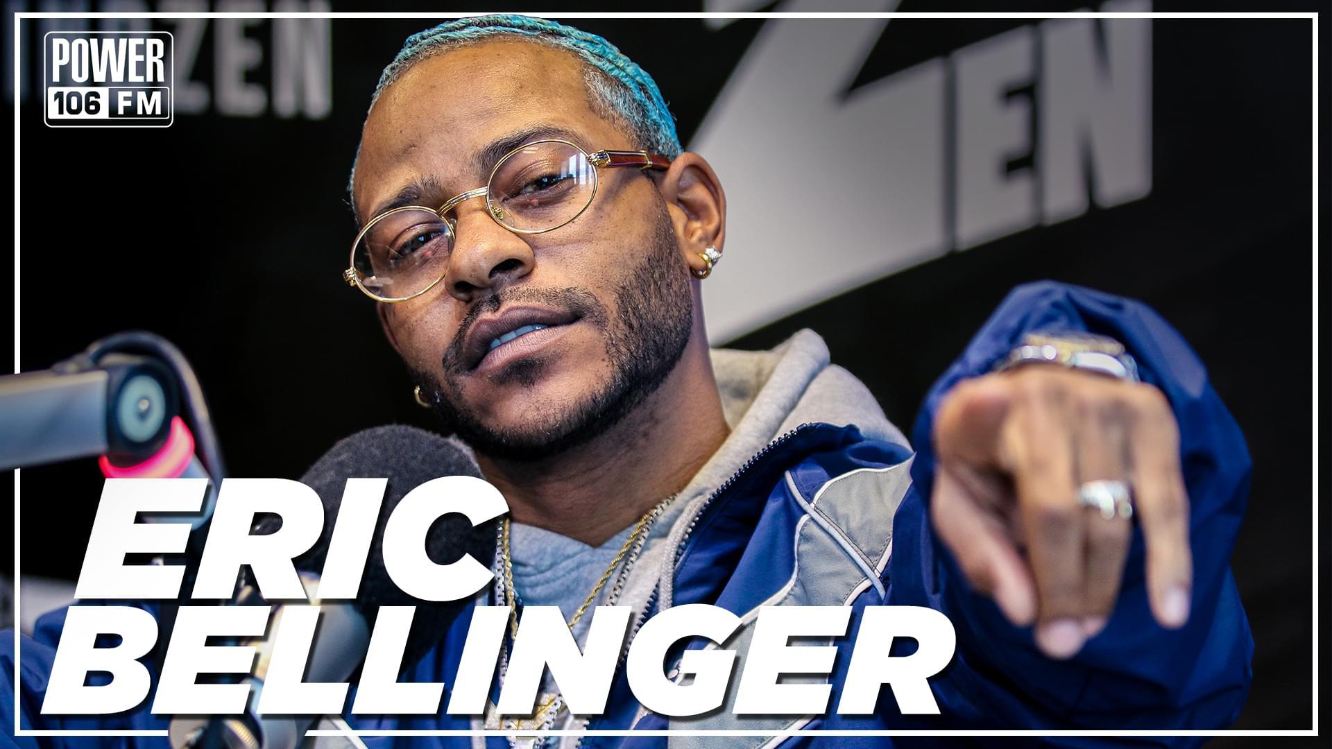 Eric Bellinger On 'The Rebirth 2', Views On R. Kelly & Michael Jackson + Friendship w/ Chris Brown
