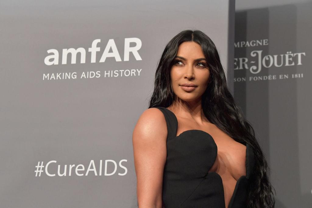 Kim Kardashian Backs CA Gov In Abolishing Death Penalty