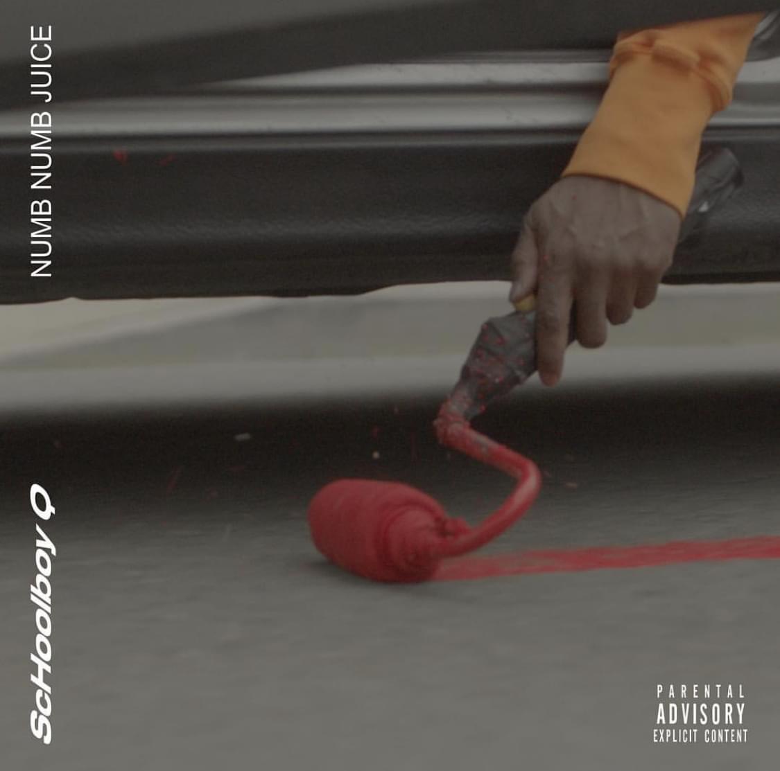 """ScHoolboy Q Releases New Single """"Numb Numb Juice"""" [LISTEN]"""