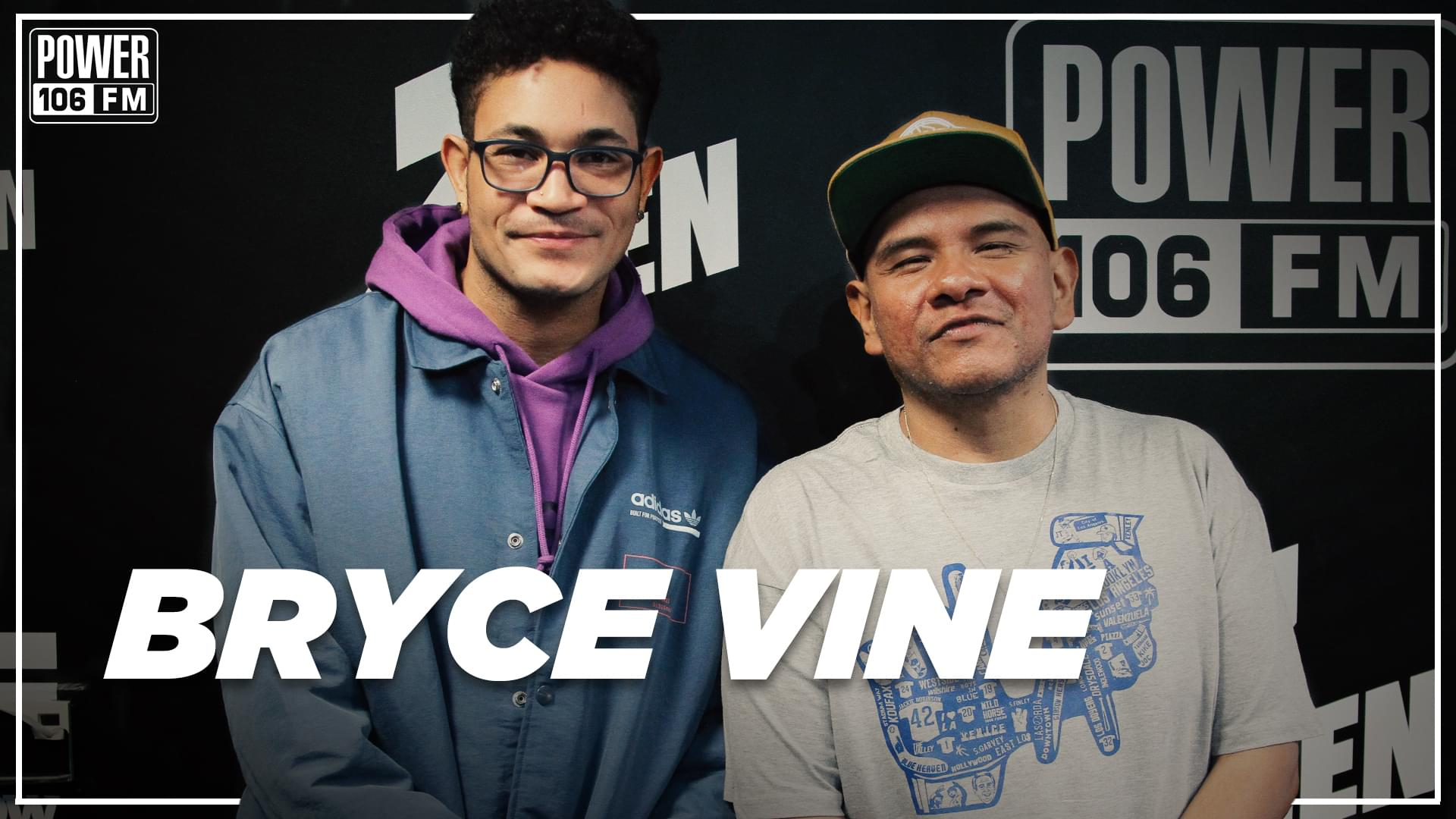 "Bryce Vine Shares Moment YG Hopped on ""La La Land"" + How His Struggle Led To Success"