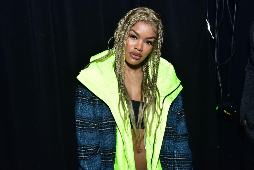 """Teyana Taylor Comes Through with Groovy Visual for """"Issues/Hold On"""" [WATCH]"""