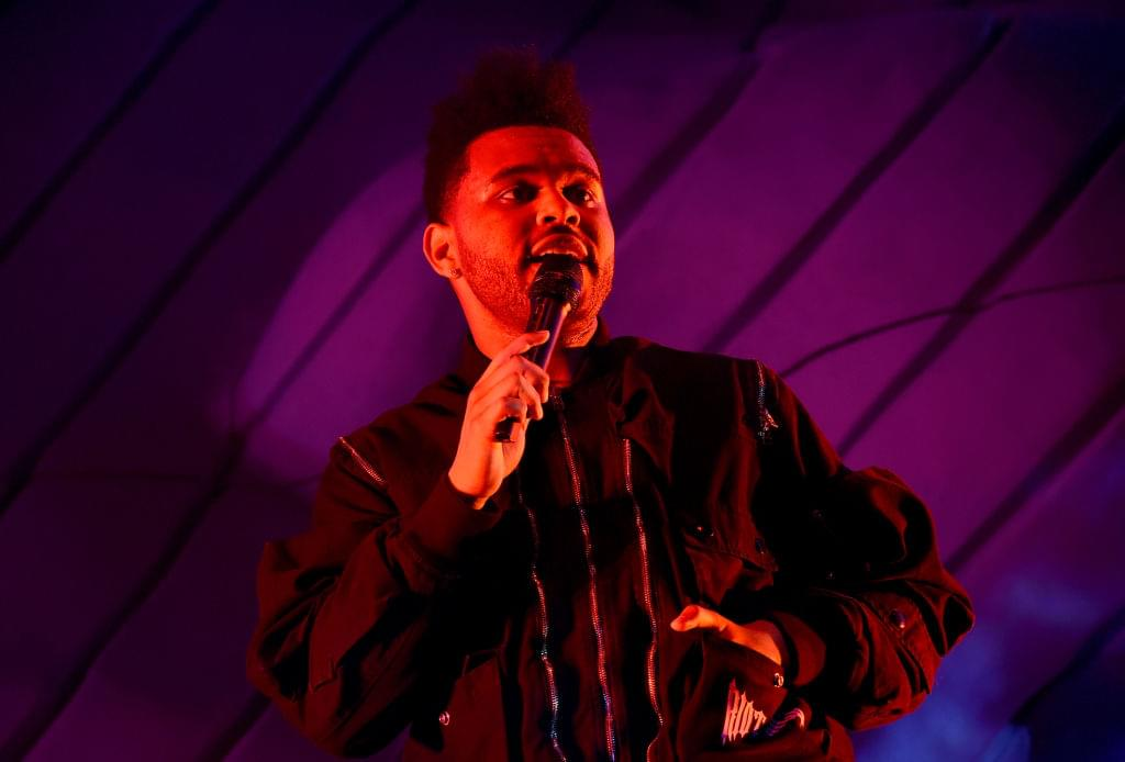 The Weeknd Announces He Is Executively Producing Nav's Bad Habits And Teases His Own!