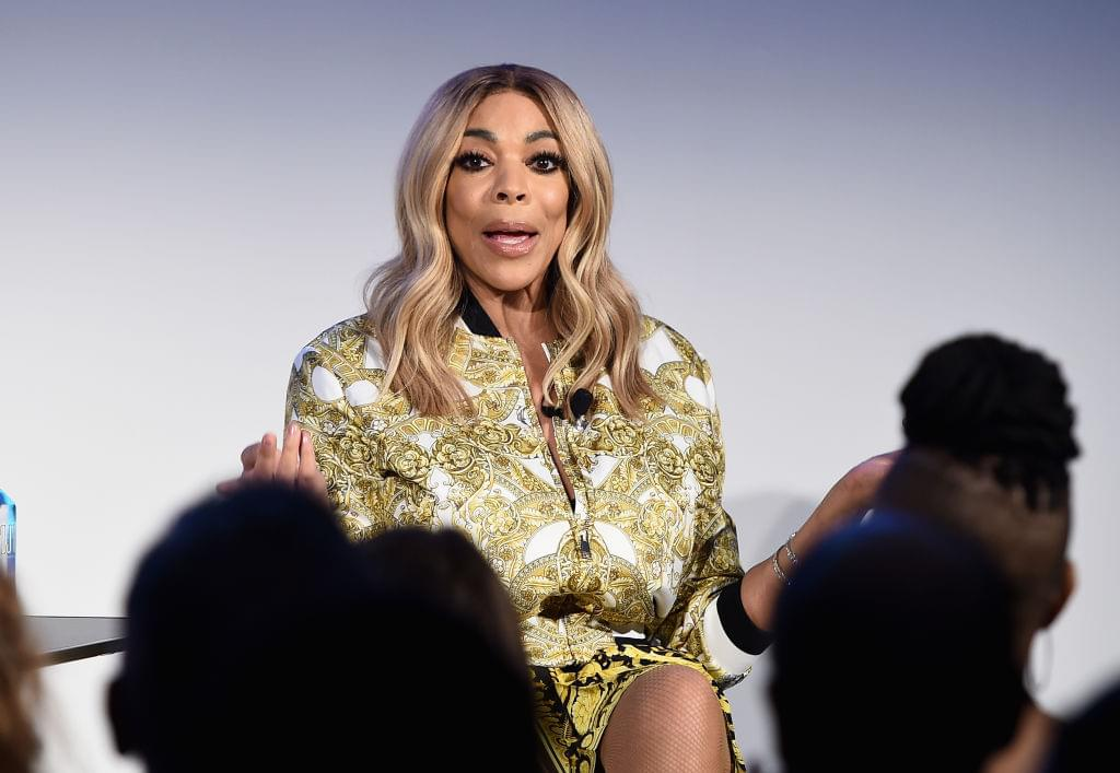 Wendy Williams Admits She's Currently In A Sober Living House