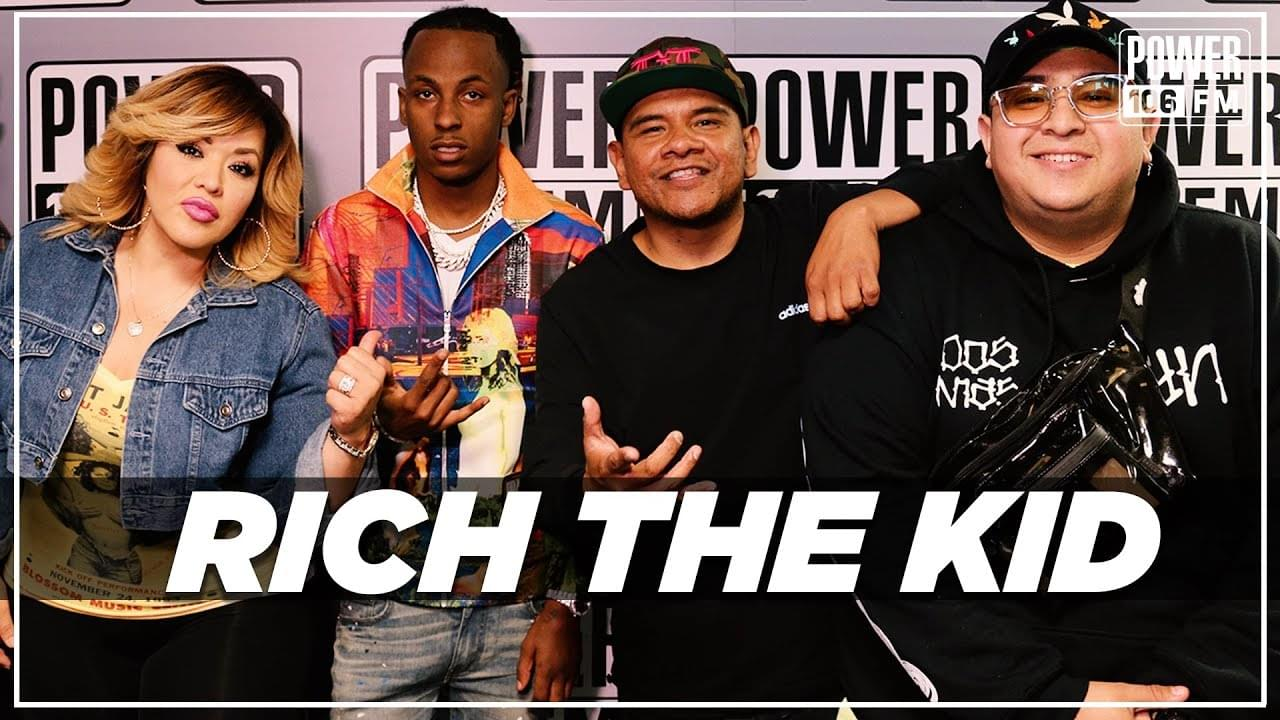 Rich The Kid On 'The World Is Yours 2', Working With Big Sean, Offset And More