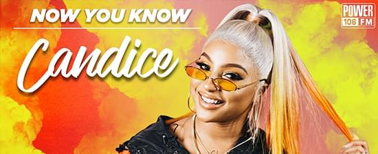 Candice Talks Instagram Wealth, Dancing For Her Man + Why Jordyn Woods Was Wrong