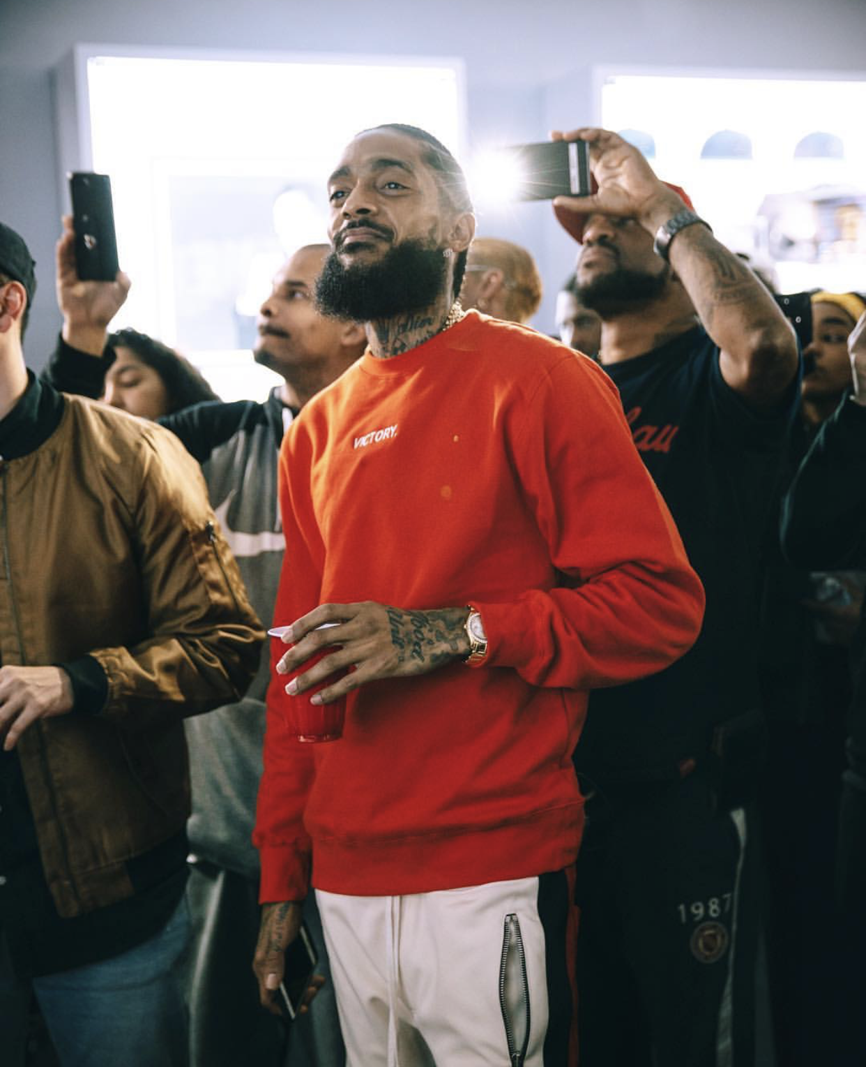 Hip Hop Remembers and Celebrates the Great Nipsey Hussle