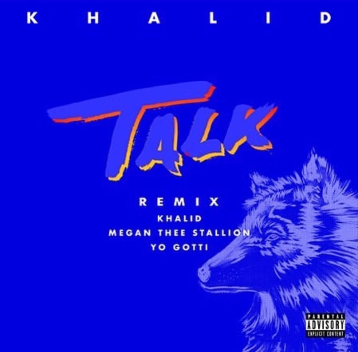 "Yo Gotti & Megan Thee Stallion Jump on Khalid's ""Talk"" [LISTEN]"