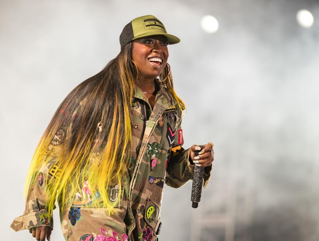 Missy Elliott Announces New Project Is Officially Complete!