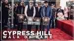 Cypress Hill Gets Star on The Walk of Fame