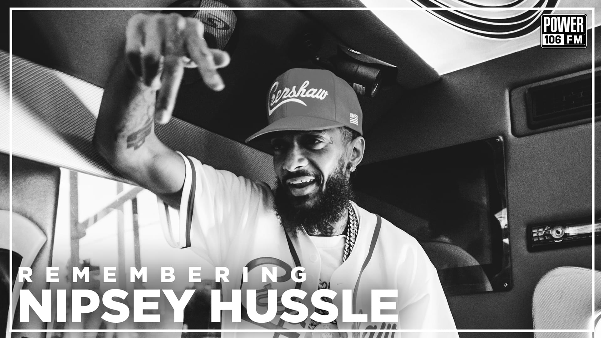 Remembering the late, GREAT Nipsey Hussle [WATCH]