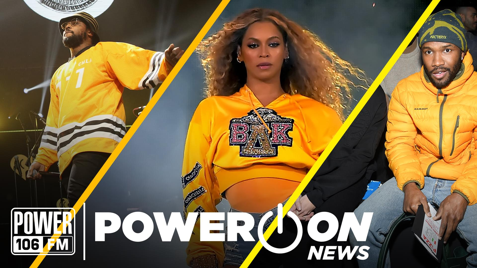 #PowerOn: Beyoncé Drops 'Homecoming' Documentary + ScHoolboy Q Teases New Album 'CrasH Talk'
