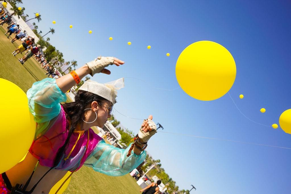 Herp Alert At Coachella!?