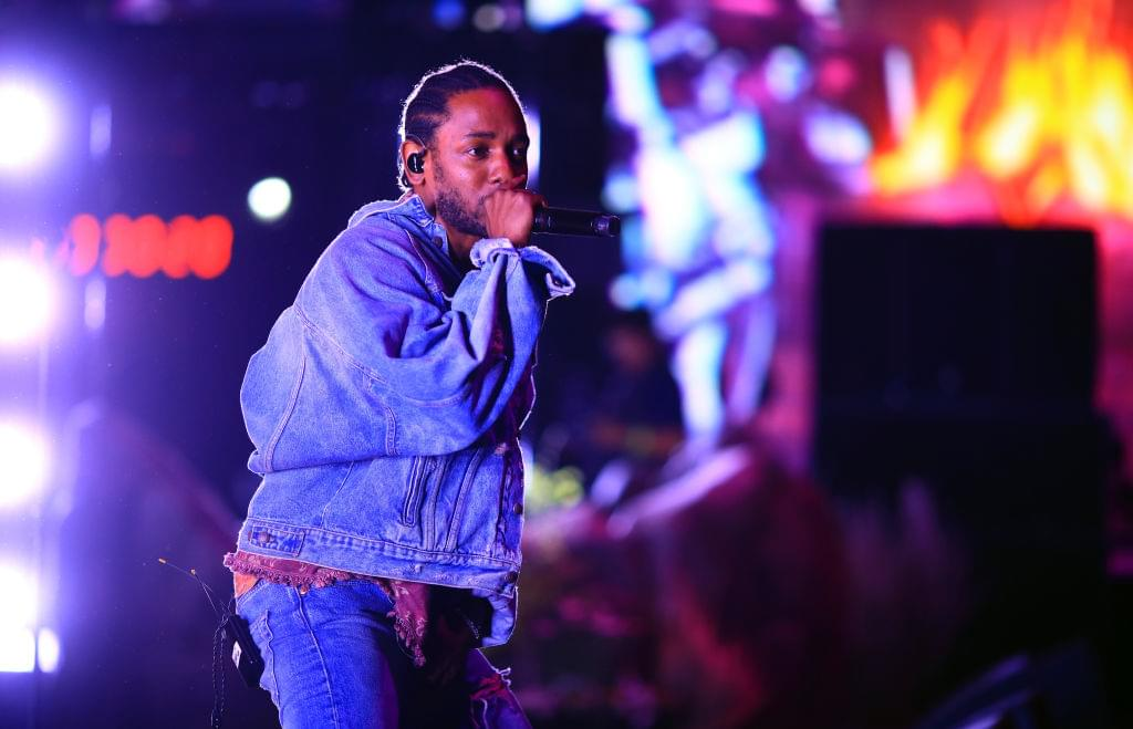 Kendrick Lamar Signs Publishing Deal With BMI