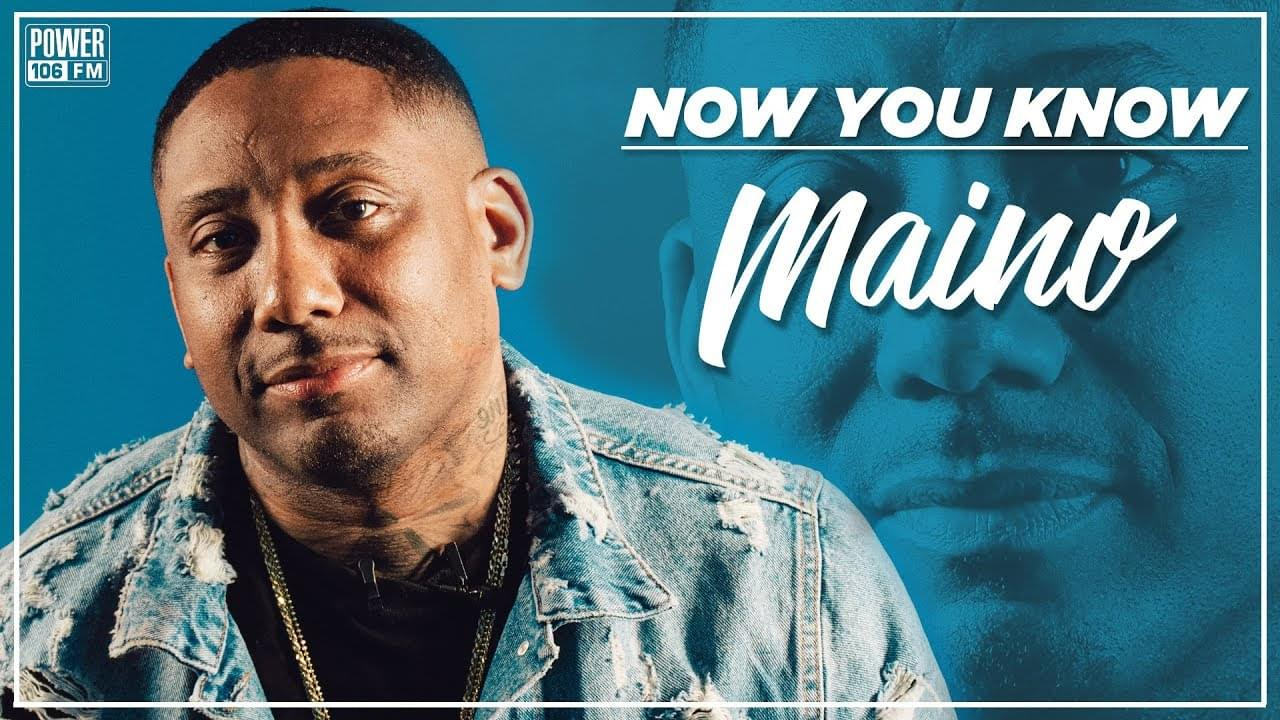 Maino On Working w/ Nipsey Hussle Early On & Making A Song w/ Lil Xan [WATCH]