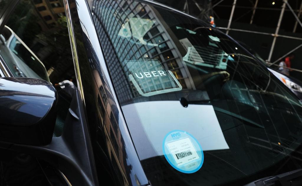 Uber and Lyft Drivers On Major Strike