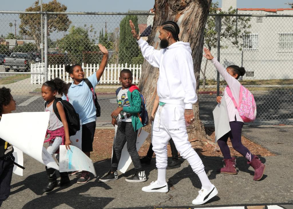 8f91d1ecd3a7 Nipsey Hussle Created An Investment Group To Transform Black Communities