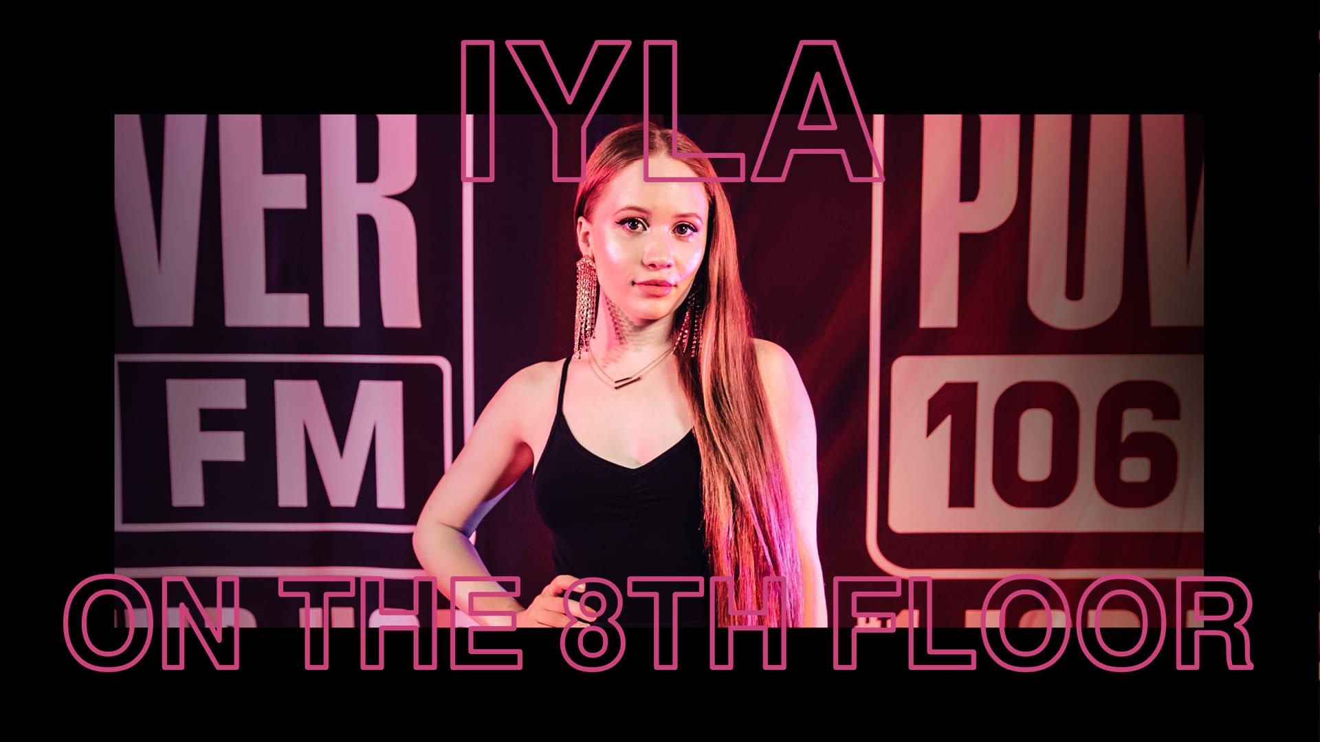 "Iyla Performs ""Shampoo"", ""Juice"" & ""Flowers"" LIVE #OnThe8thFloor [WATCH]"