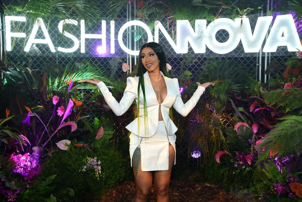 Cardi B's Second Fashion Nova Launch Party Was BIGGER & BETTER
